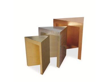 Century Furniture Living Room Triangle Nest Of Tables LA7104   Greenbaum  Home Furnishings   Bellevue,