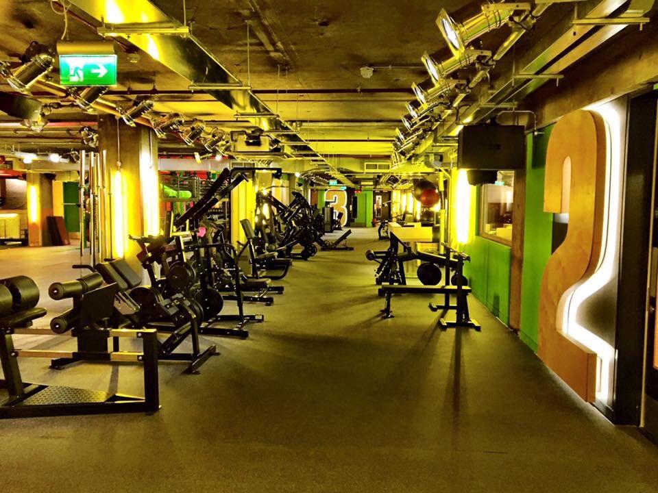 Gymbox Victoria Lightivity Victoria Fitness Structures