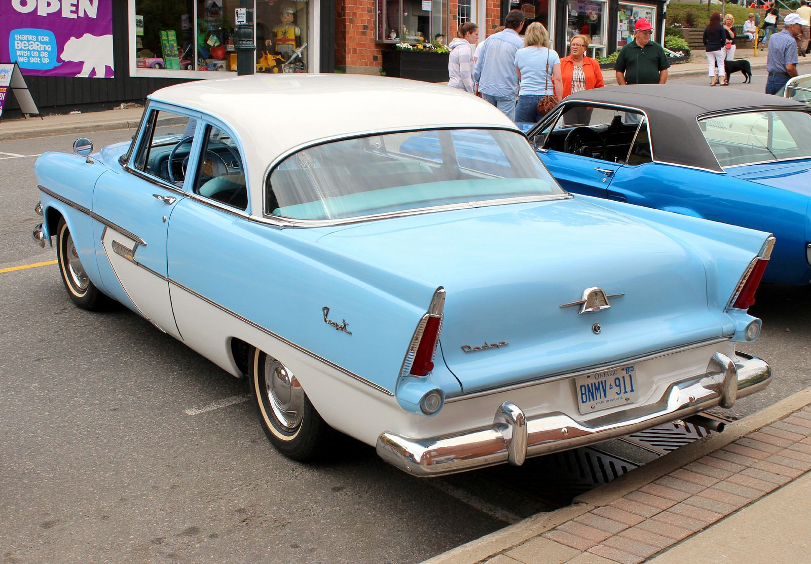 1956 Dodge Regent With Images American Classic Cars Chrysler