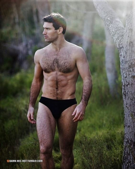 Hairy mature men tumblr
