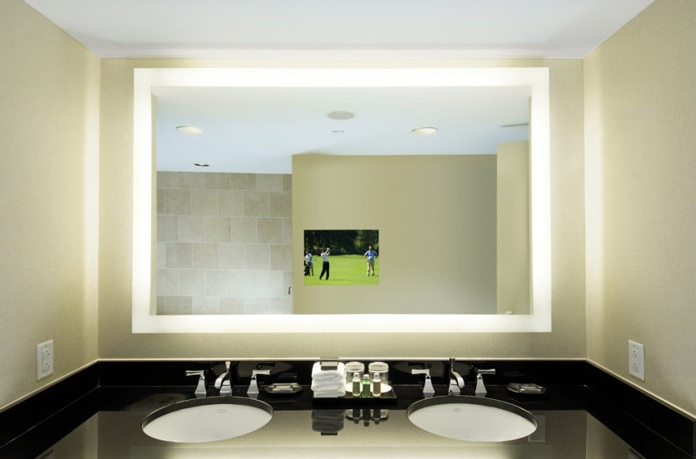 Captivating Lighted Bathroom Vanity Mirror Wall Mount Mirrors ...
