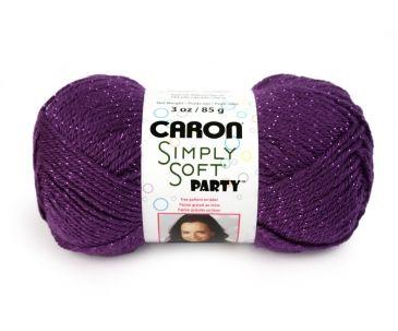 Simply Soft Party Yarn Free Knitting Patterns Crochet
