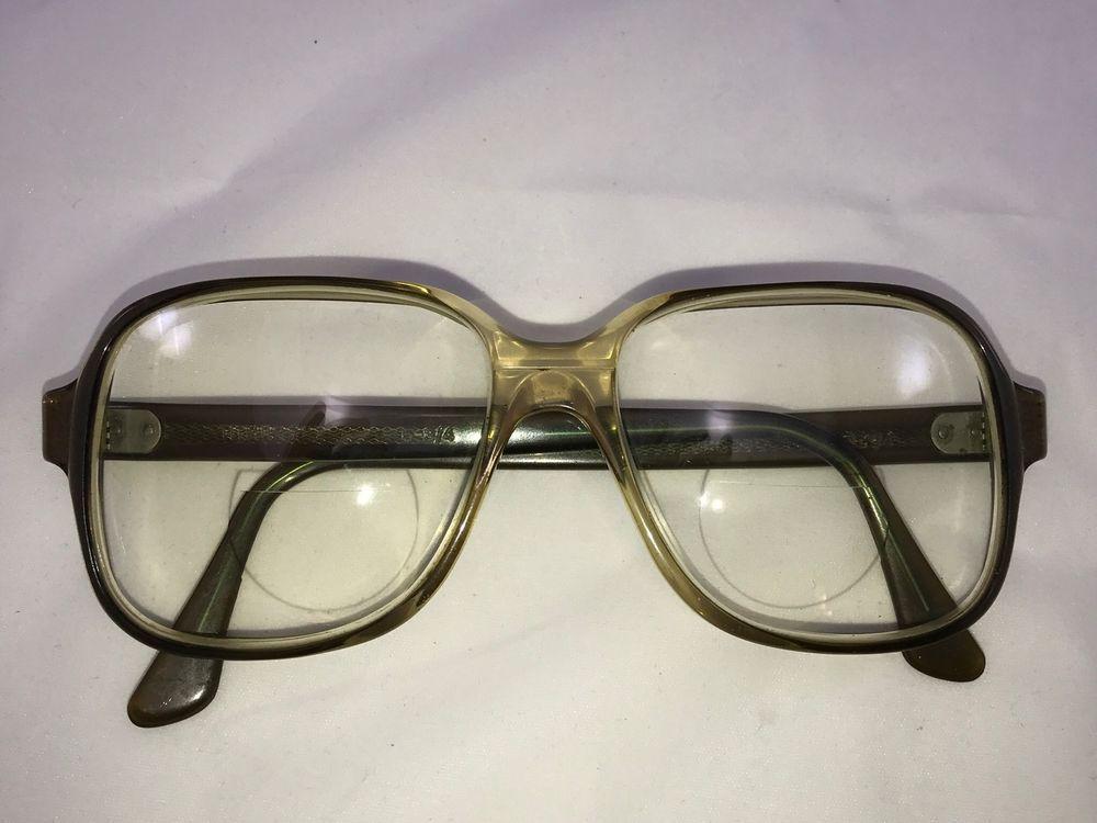 Men\'s Vintage Titmus Z87 Prescription Bifocal Glasses Retro ...