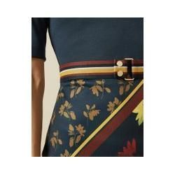 Photo of Etuikleid Mit Gürtel Und Savanna-print Ted BakerTed Baker#baker #