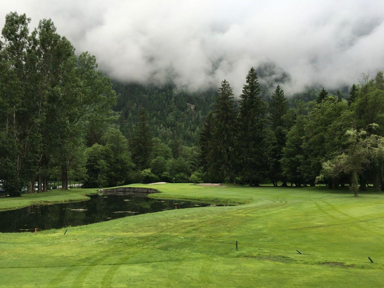 Chamonix3t Golf, Golf clubs, Golf courses
