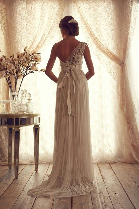Wedding Gown From The \