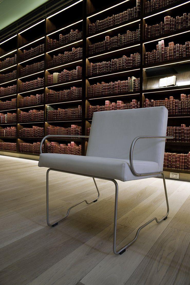 #Biblioteca Castro Leal, #Mexico City, 2011 by bgp arquitectura #books #library #architecture