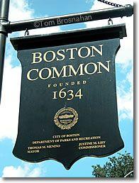 Boston, Massachusetts--Love it!