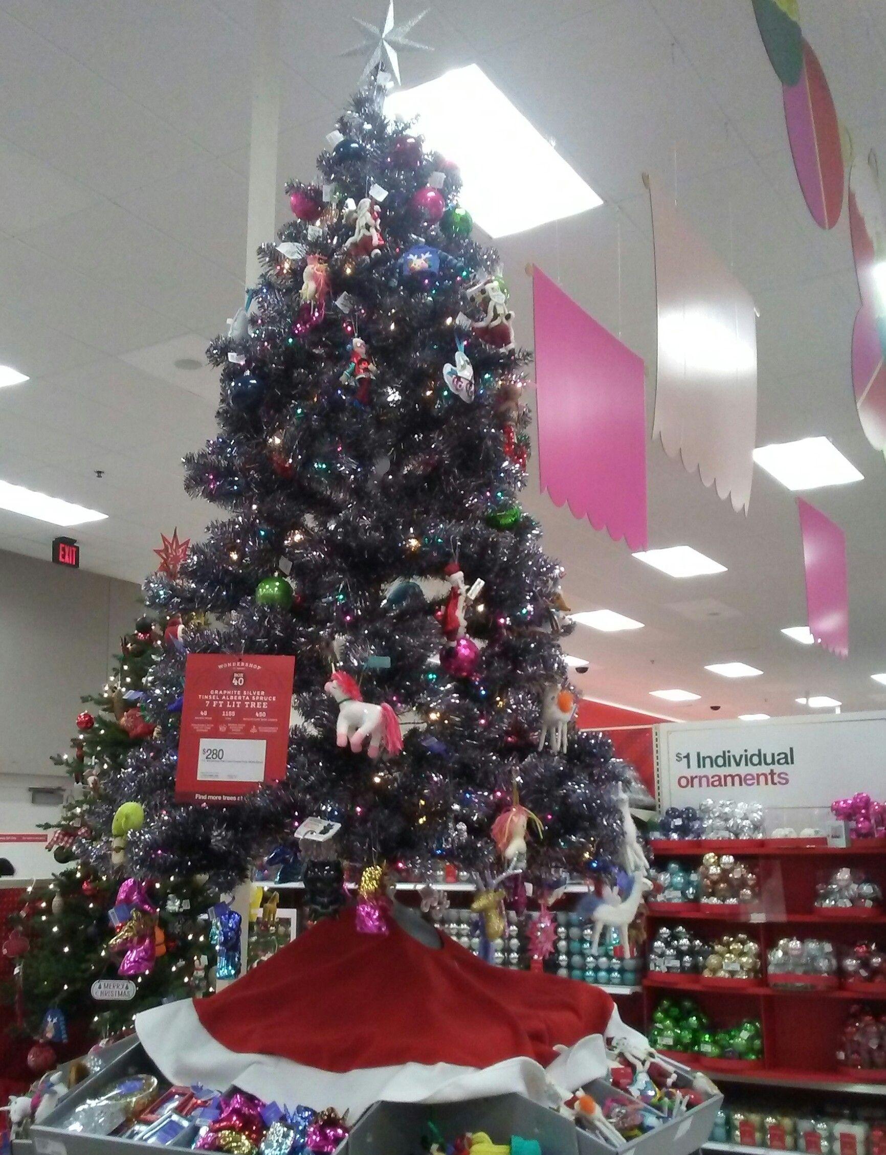 Graphite Silver Grey Alberta Spruce Christmas Tree Grunge Target Silver Christmas Tree Christmas Tree Christmas Tree Target
