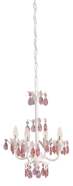 Tadpoles sleeping partners 4 bulb flower chandelier your home flower chandelier arubaitofo Images