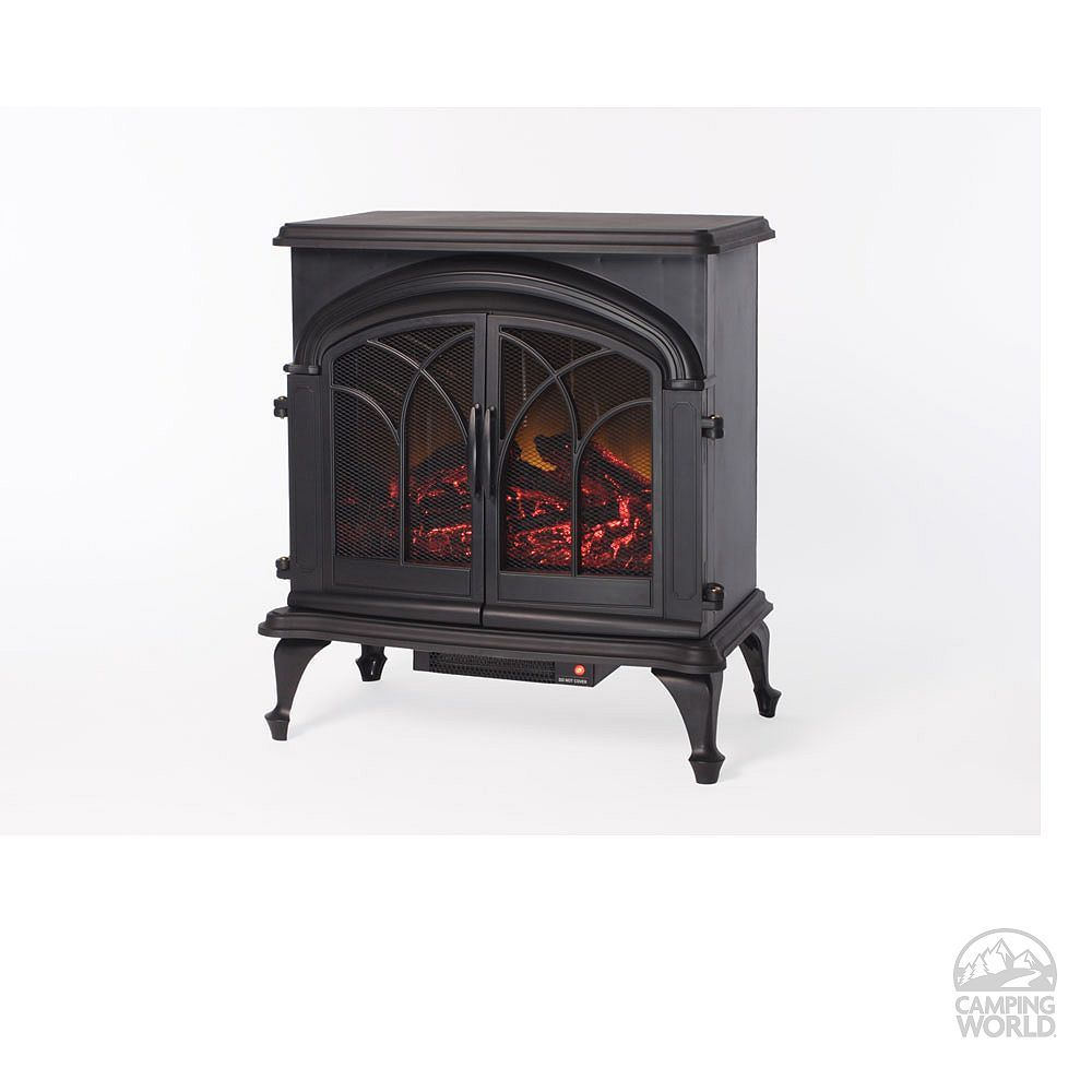 Fox Hill Electric Fireplace Well Traveled Living Electric