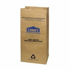30 Gallon Lawn Amp Leaf Trash Bag Pack Of 10 By Lowes 15