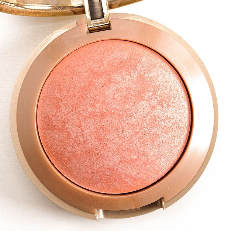 Milani Luminoso Baked Blush Review, Photos, Swatch