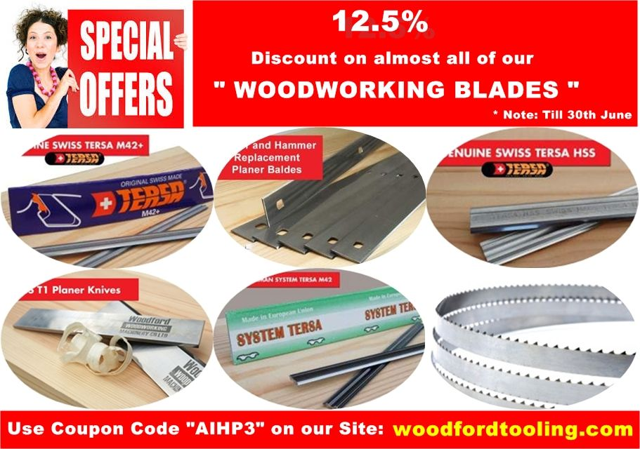 Special Discount Offer On Almost All Woodworking Blades Please Use Coupon Code Aihp3 On Our Website Http Ow Ly Wk1fb Coding Coupon Codes Woodworking