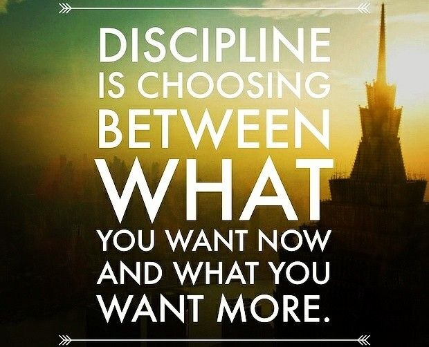 Discipline Quotes Unique Discipline Quote  Inspiration And Motivation  Pinterest