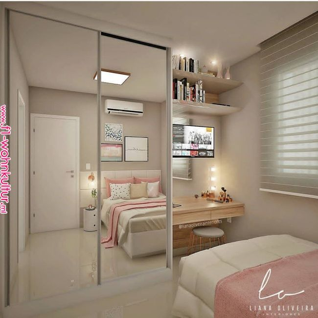 Perfect Size For A Guest Room Girl Bedroom Designs Small Room Bedroom
