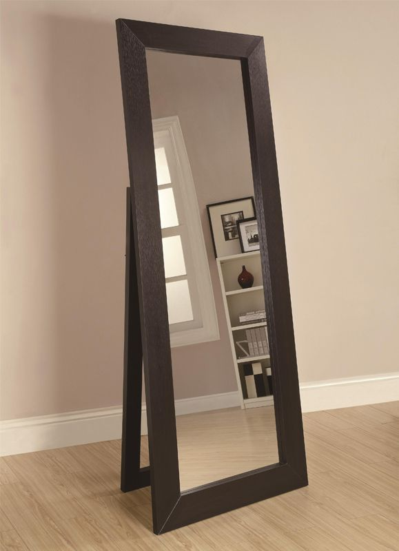 Andes Stand Mirror Home Floor Mirror Coaster