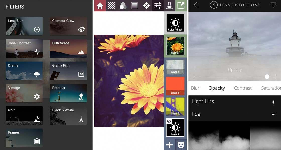 Photo Editor For Android Photo Editor Laptop