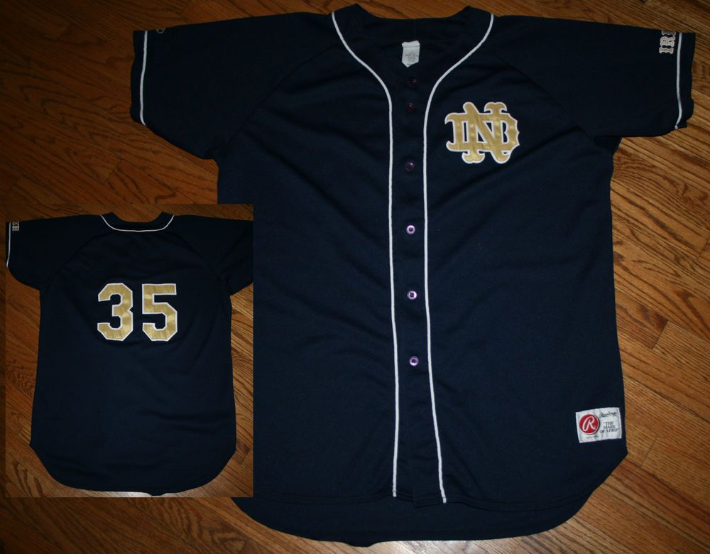 new arrival ec820 b8c33 Details about NICE Notre Dame Fighting Irish Long-Sleeve ...