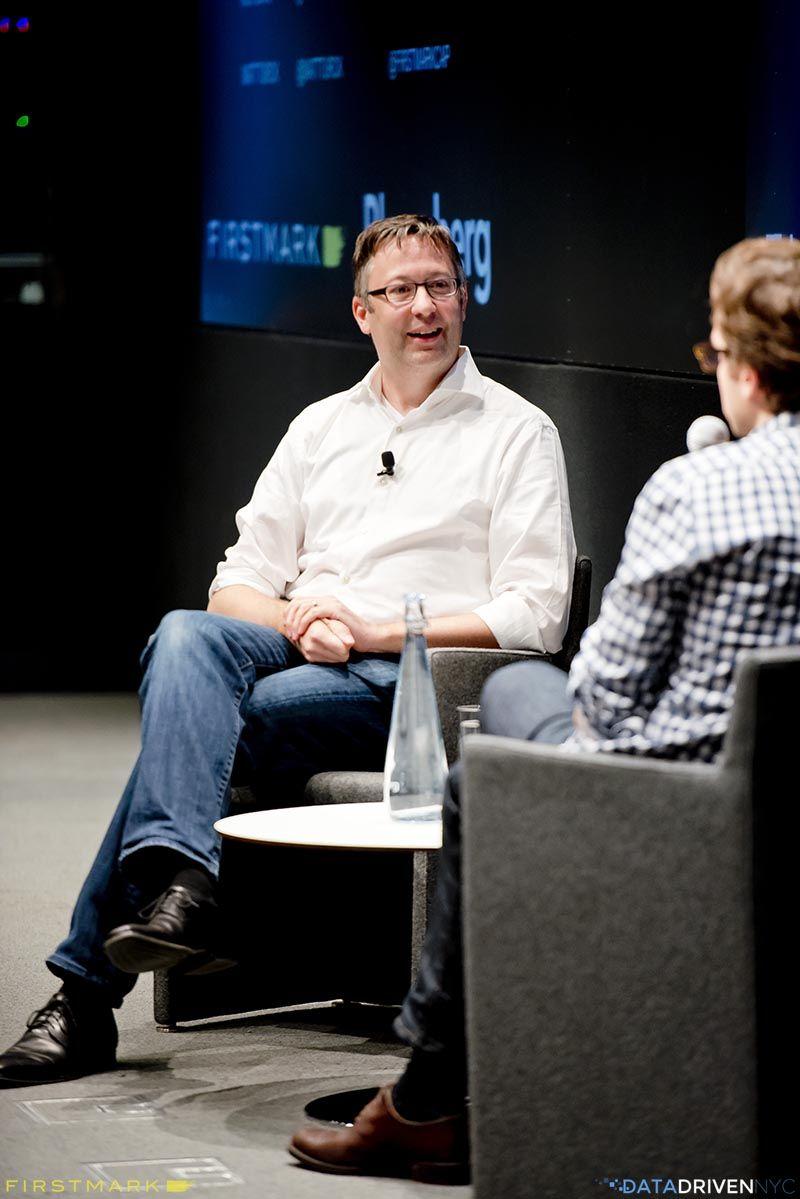 Joh Rauser, Data Scientist at Pinterest