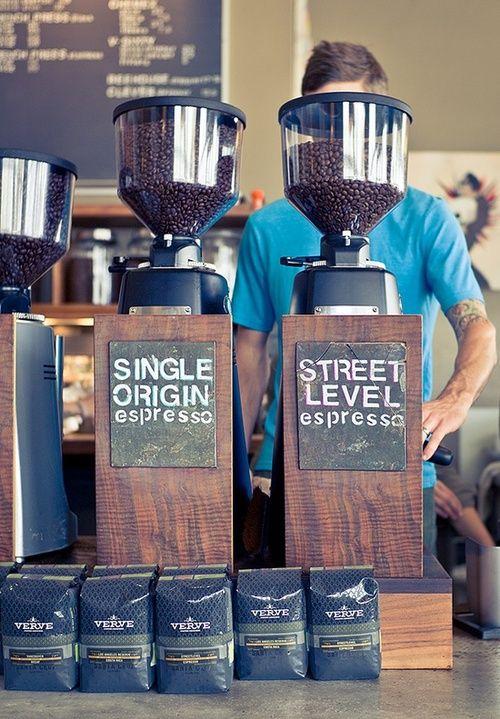 taxi cafe coffee roasters and cafe grinder idea - Slate Cafe Ideas