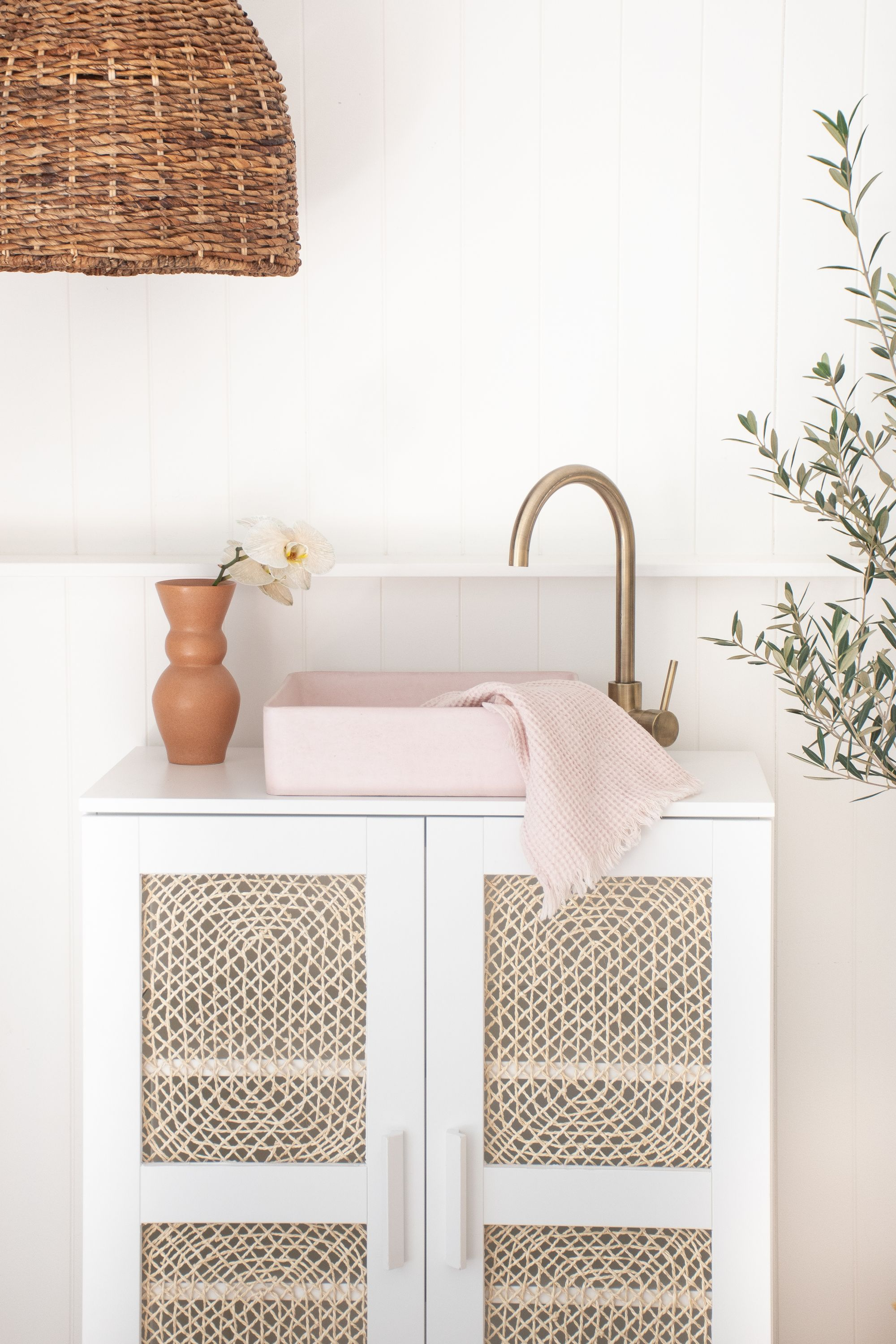 Linen Cotton Waffle Bath Towels | I Love Linen | Free delivery in Australia over $75