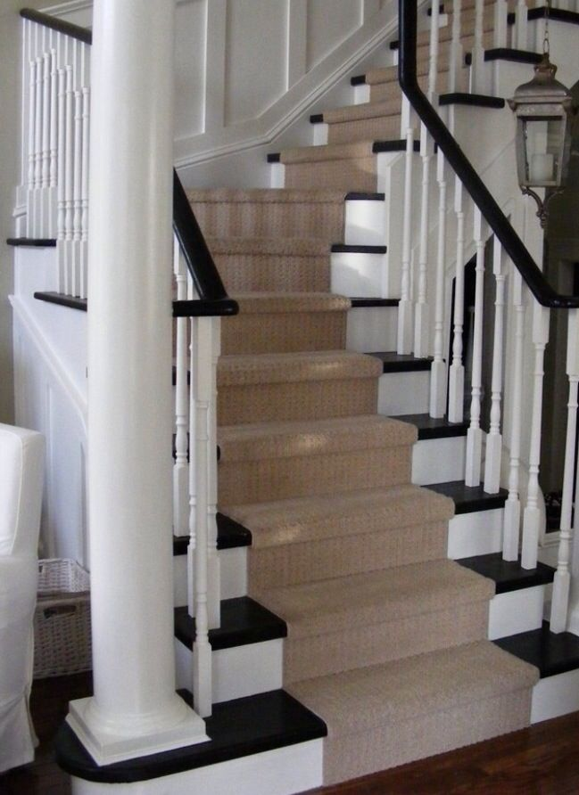 Best Love A Carpet Runner On A Spiral Staircase To Avoid 400 x 300