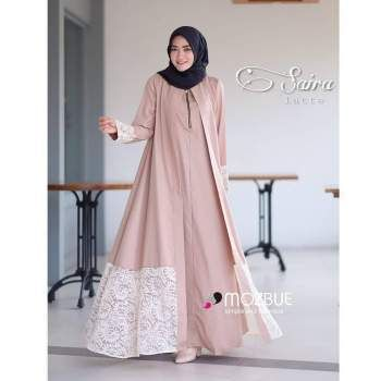 Baju Muslim Wanita Terbaru Dan Harganya Jubah Wanita Pakaian Wanita Model Pakaian Muslim