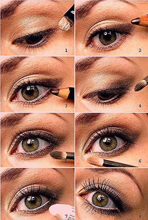 Photo of Mit diesen Tipps und Anleitungen schminken Sie Smokey Eyes perfekt!