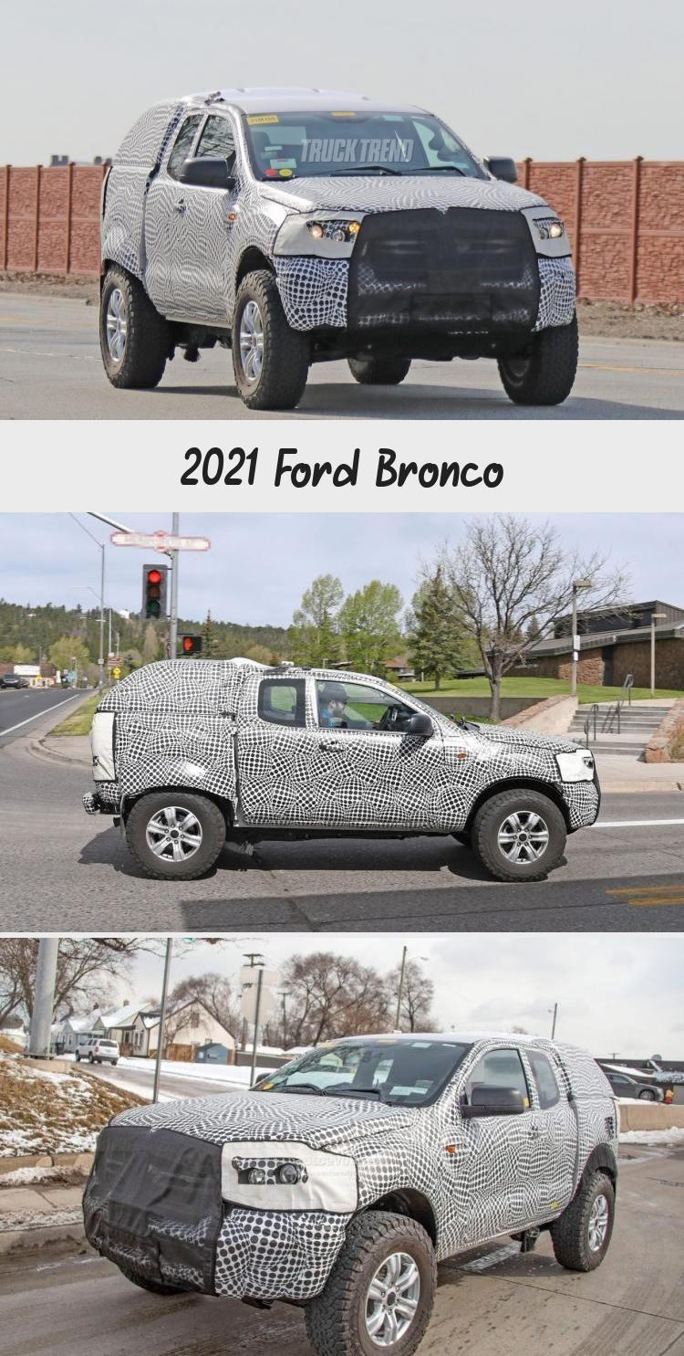 2021 Ford Bronco Ford bronco, Ford ranger, Ford ranger