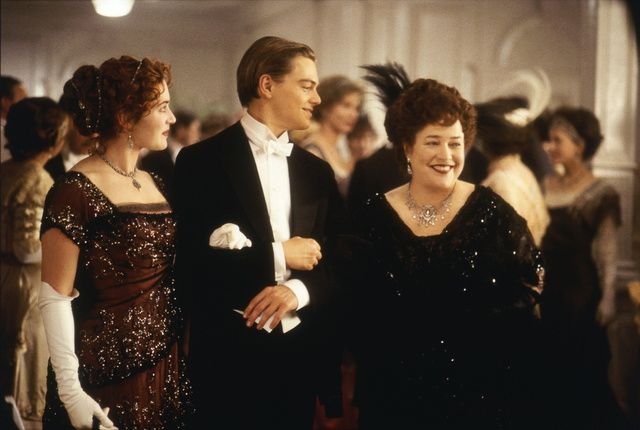 Titanic Movie kathy bates   Titanic 3D Filmbild Bild-18