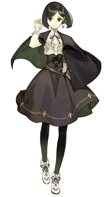 Marion Quinn | Fashion in 2019 | Anime outfits, Character ...