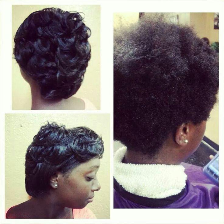 Dominican Blowout Short Natural Hair Haircuts Ideas Short Natural Hair Styles Natural Hair Haircuts Blowout Hair