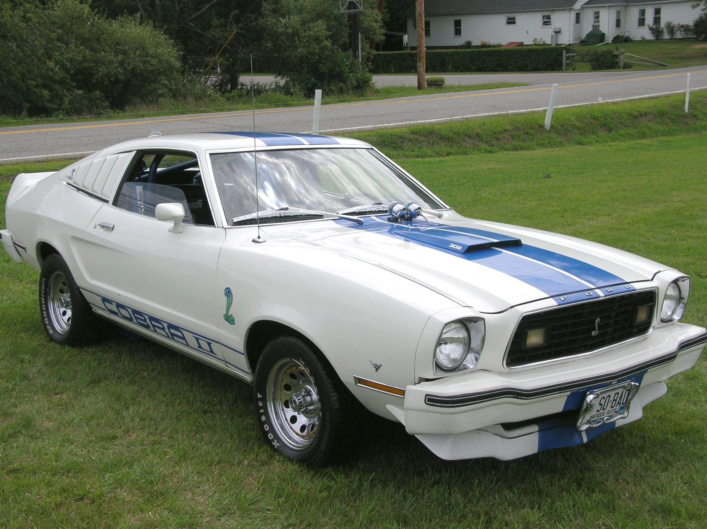 Mustang cobra 2 kingcobra google