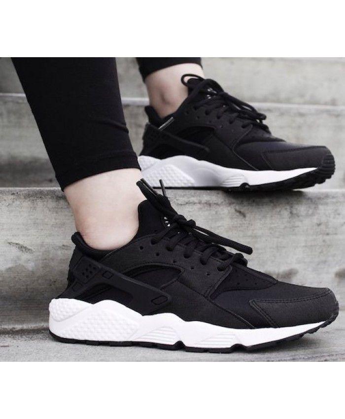 best authentic 4a103 d3ff8 Nike Huarache Og Triple Black White UK Cheap