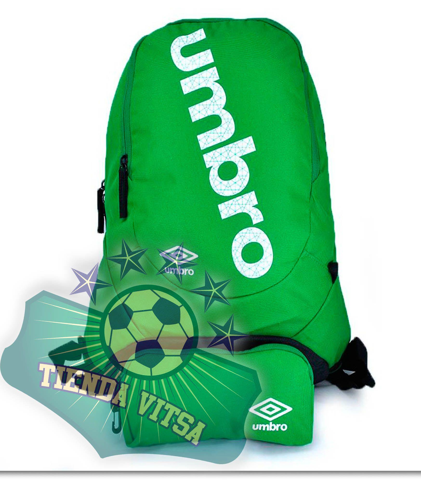 c449a1852d407 Maleta Umbro Verde Producto Original Precio   49.900