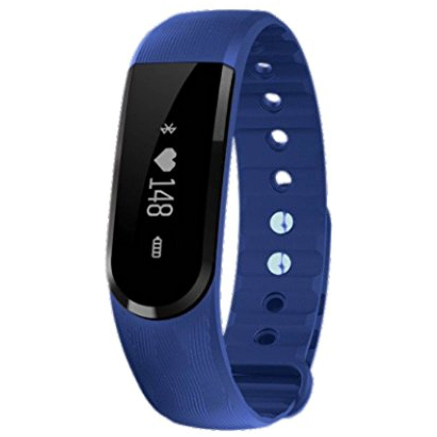 Duseco Heart Rate Smart Fitness Band Activity Tracker