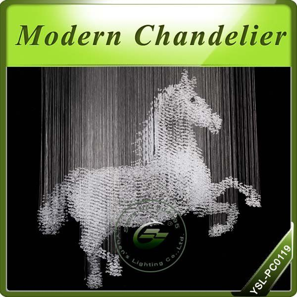 Luxuriant crystal chandelier with 16 lights in 3d horse shapeysl luxuriant crystal chandelier with 16 lights in 3d horse shapeysl pc0119 aloadofball Choice Image