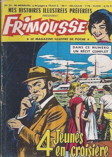 Frimousse -20- L'iîe au diable