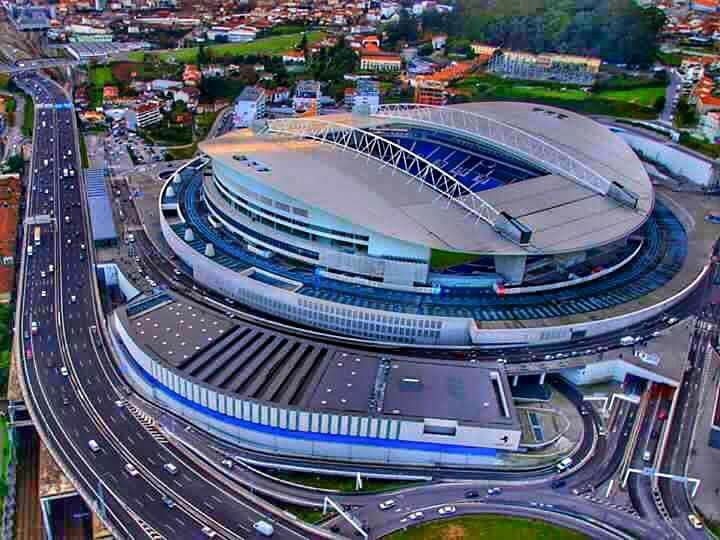 Dragon Stadium.