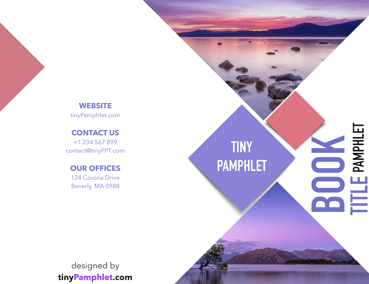 Pamphlet Template Word Pamphlet Templates For Word Free Pamphlet