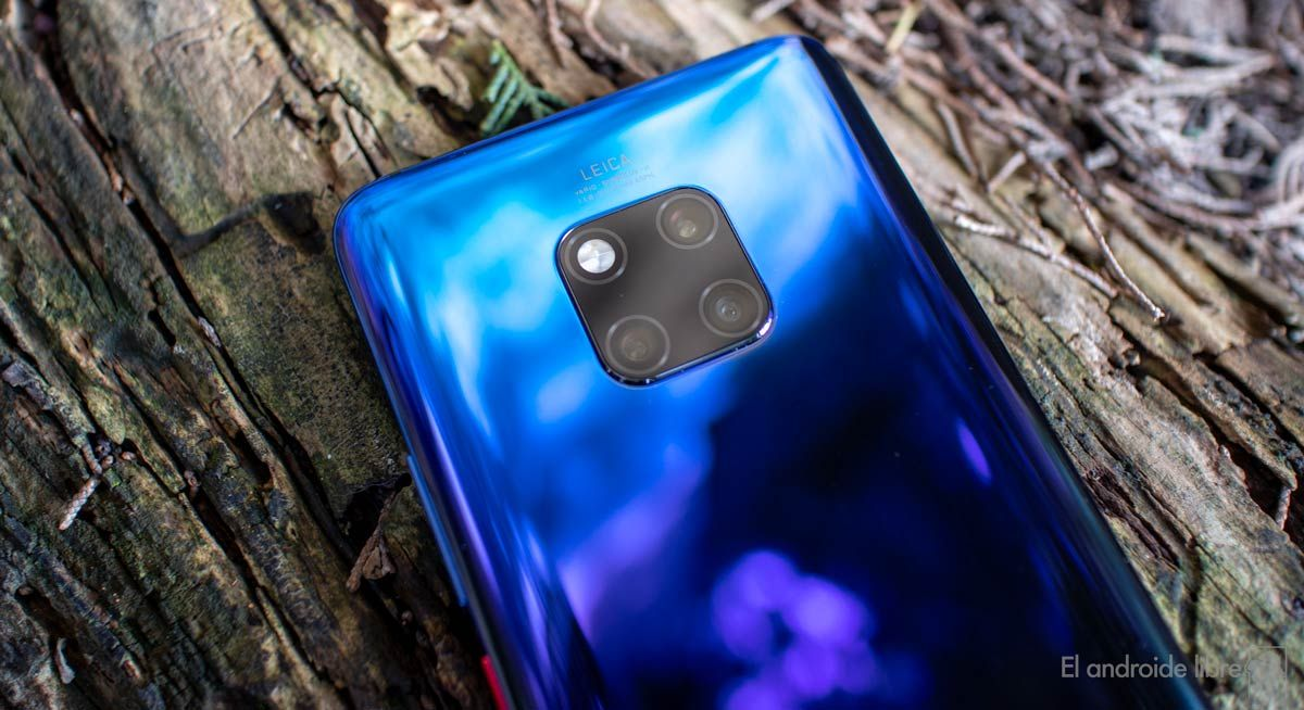 Analisis Del Huawei Mate 20 Pro Fotos Increibles Fotos