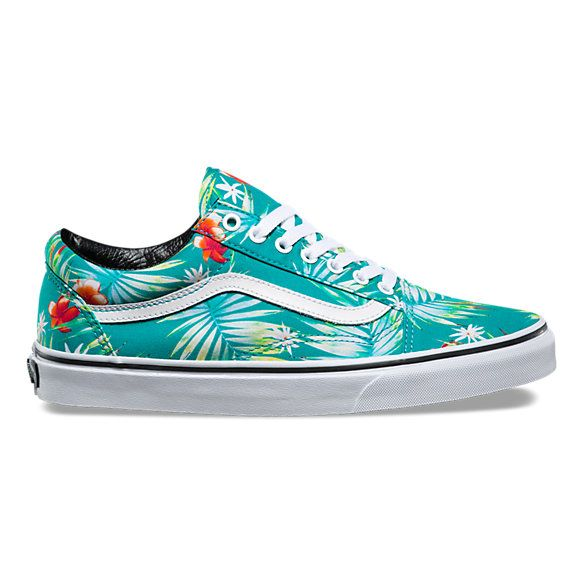Decay Palms Old Skool | Shop Shoes At Vans