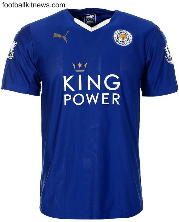 7692e6348369f leicester city football club jersey 2015 - Google Search