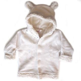 Spc041 42 Speesees Organic Baby Clothes Lamb Jacket Clearance
