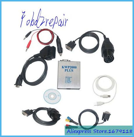 Fobd2repair KWP2000 Plus ECU Flasher KWP2000+ Chip Tuning