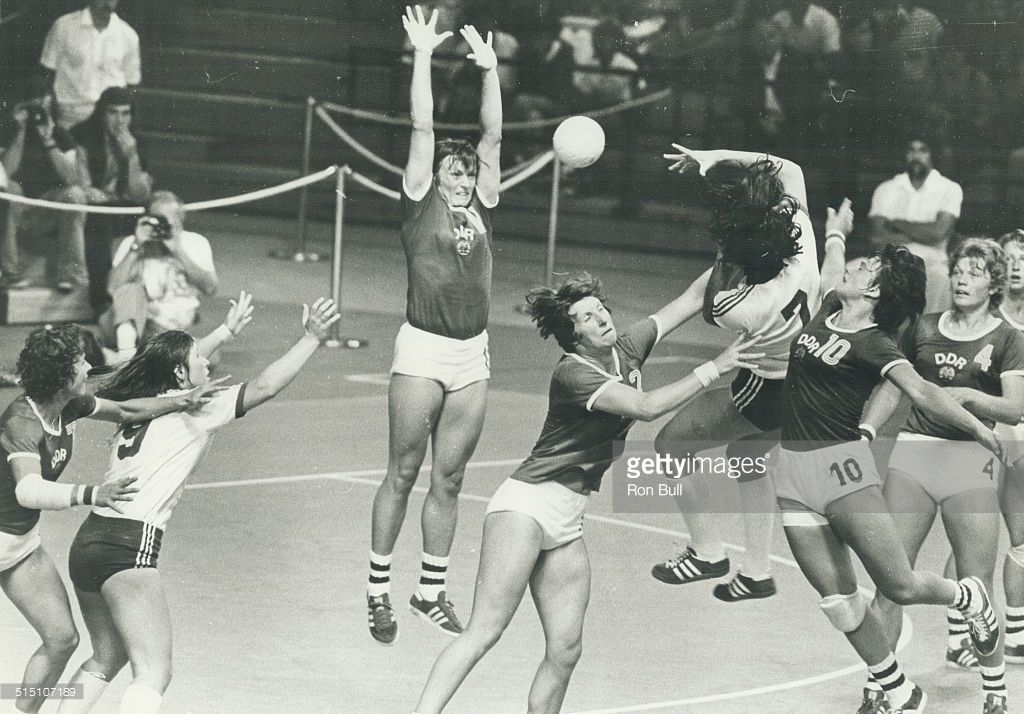 Olympics - (1976) - Montreal - Events - Volleyball