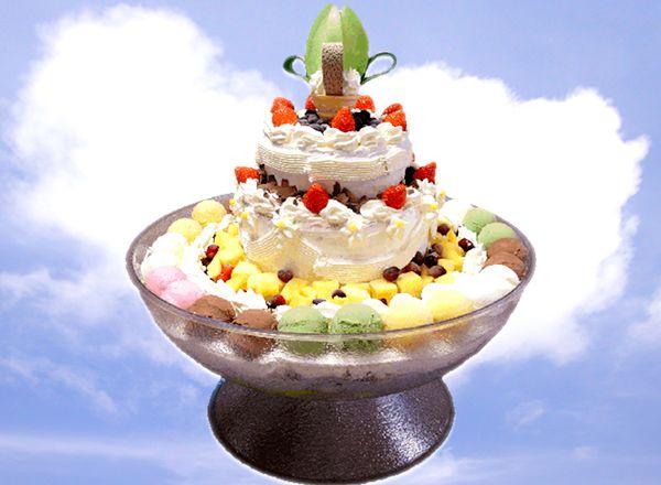 北海道スイーツ老舗 伝統のアイスクリームとこだわりケーキ 雪印パーラー 北海道 スイーツ 食べ物のアイデア スイーツ