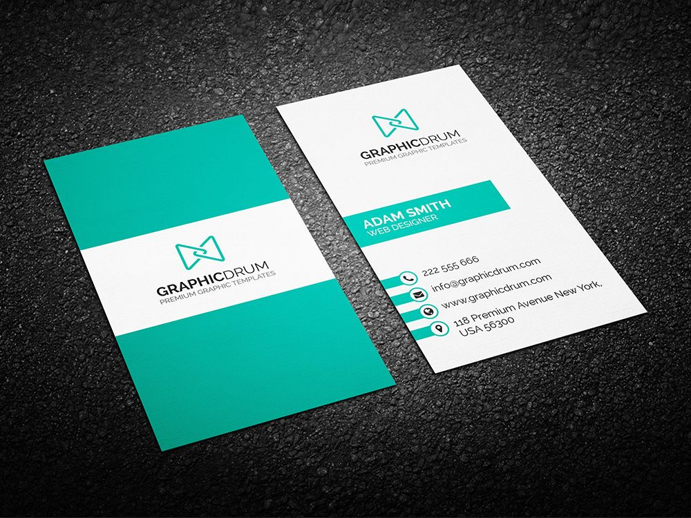Free Creative Business Card by GraphicDrum   Tools for Designers ...