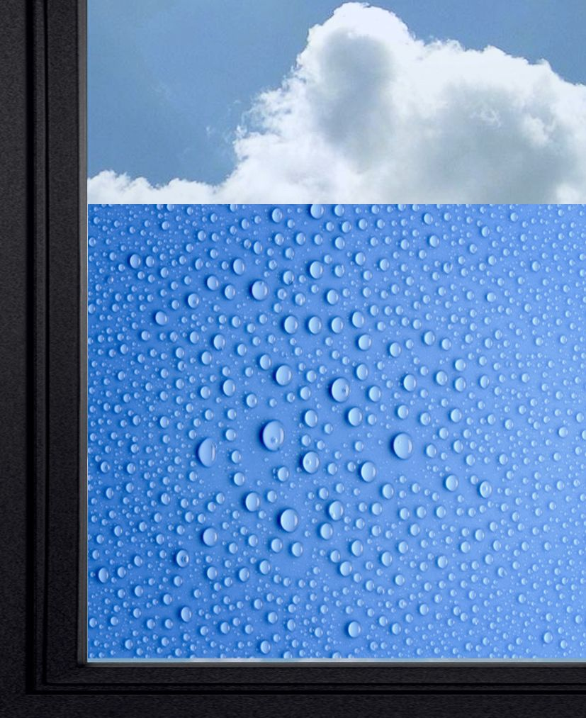 Décor de fenêtre spécial salle de bains www.aadecore.com Film pour